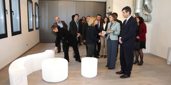 A la inuaguración asistió la presidenta regional, María Dolores Cospedal. (Foto: Gobierno regional)