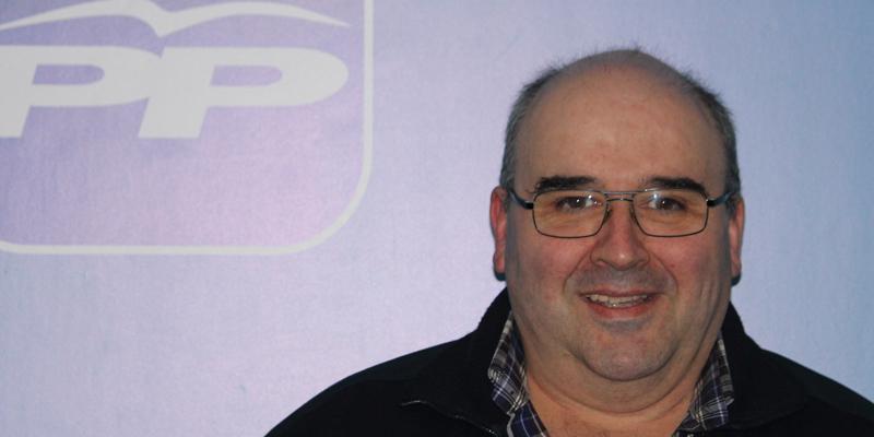 Francisco José Pérez López, candidato del PP a la Alcaldía de Sacedón. - Francisco_Jose_Perez_Lopez_candidato_del_PP_Alcaldia_de__Sacedon