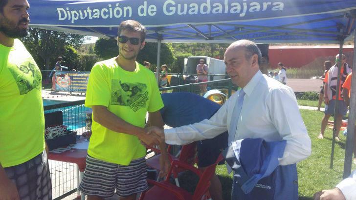 El Interpueblos de Natación alcanza el ecuador de la competición con gran éxito de participación