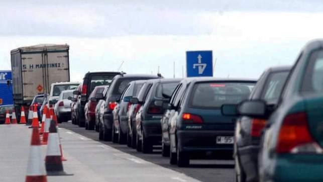 Más de 170.000 vehículos circularán por las carreteras de Guadalajara este fin de semana