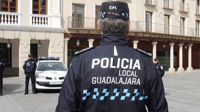 Dos heridos leves en las calles de Guadalajara durante la última semana