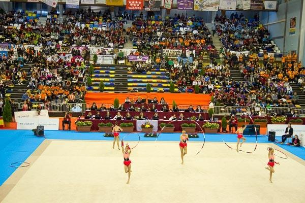 Guadalajara albergará la Copa del Mundo de Gimnasia Rítmica