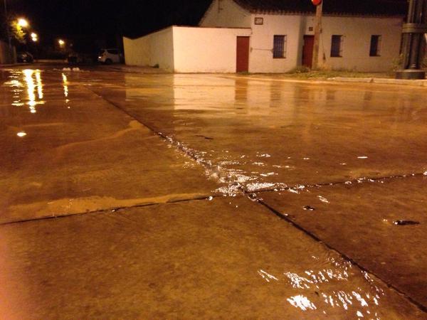 Siete calles del centro urbano de Cabanillas estarán afectadas por un corte programado de agua este martes