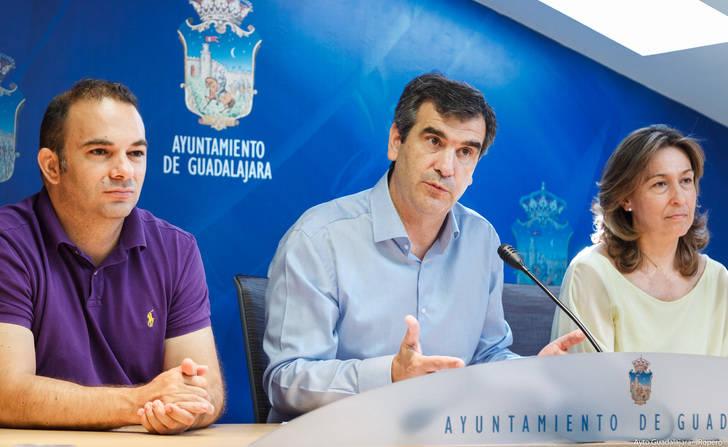 Aplazado el pleno de Guadalajara por discrepancias en el número de liberados y en la representación en los Órganos Colegiados