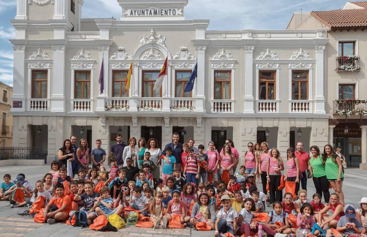 Casi mil niños han participado en Juegópolis 2015