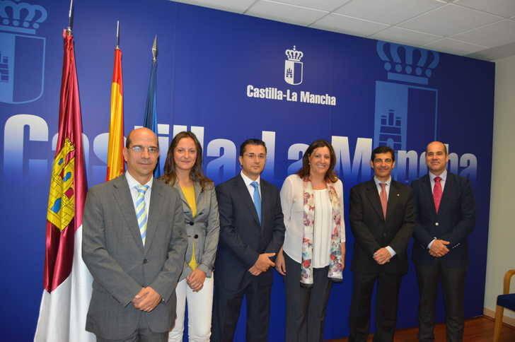 Patricia Franco comparte con los CEEI de Castilla-La Mancha la apuesta firme del Gobierno regional por la innovación empresarial