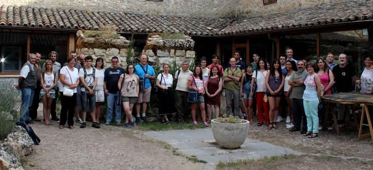 Éxito de participación del primer curso de verano de la UNED sobre el Geoparque Comarca de Molina-Alto Tajo