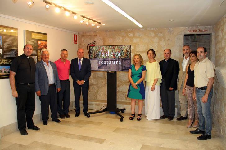 La exposición 'FADETA Restaura' recorrerá La Alcarria
