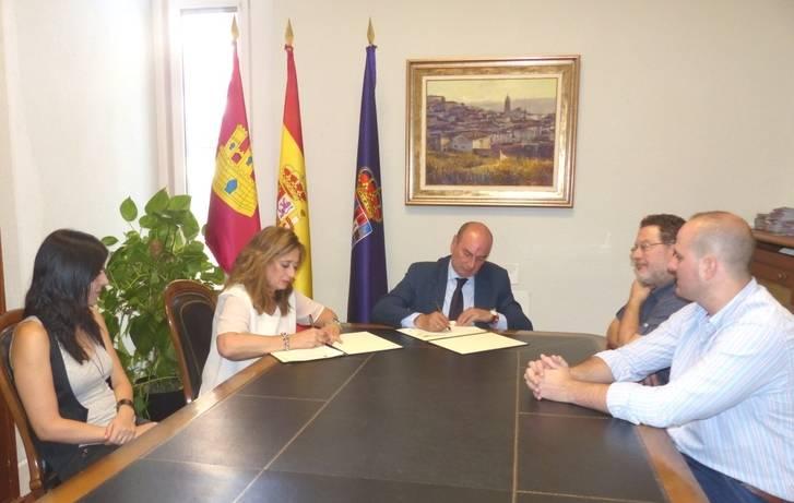 La Diputación colabora en la formación de los periodistas a través de la Asociación de la Prensa
