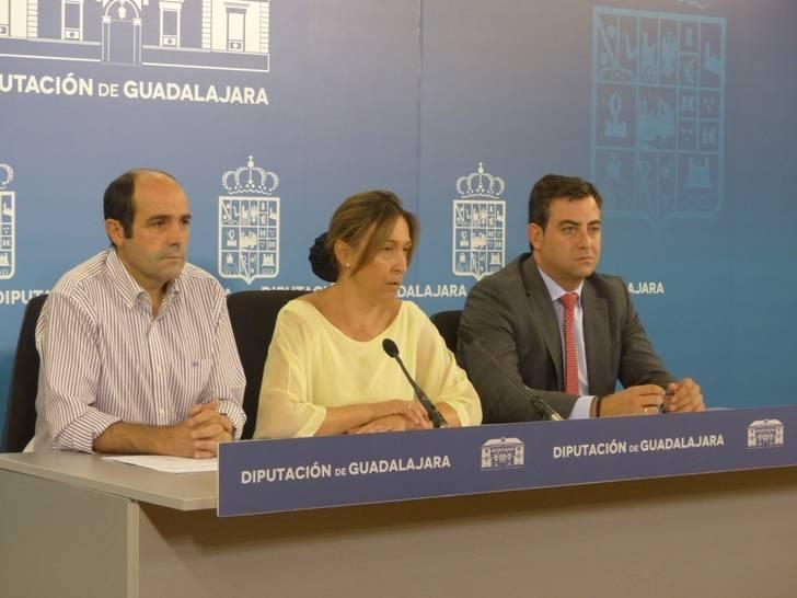 El Grupo Popular en la Diputación exige al Gobierno regional la defensa y el mantenimiento del convenio sanitario con Madrid