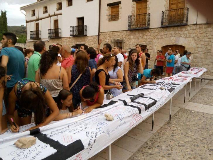 Los municipios ribereños convocan una nueva protesta contra el trasvase para el 26 de septiembre
