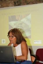 Amparo Donderis, archivera municipal descubrió cómo era la Sigüenza del Siglo de Oro