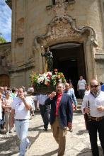 Sigüenza se despide de San Roque 2015
