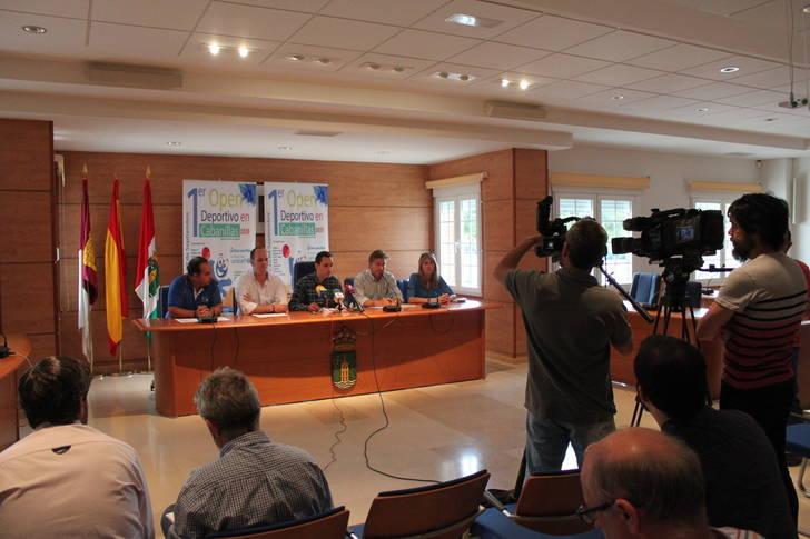 Más de 840 participantes en el I Open de Cabanillas, a beneficio de Unicef