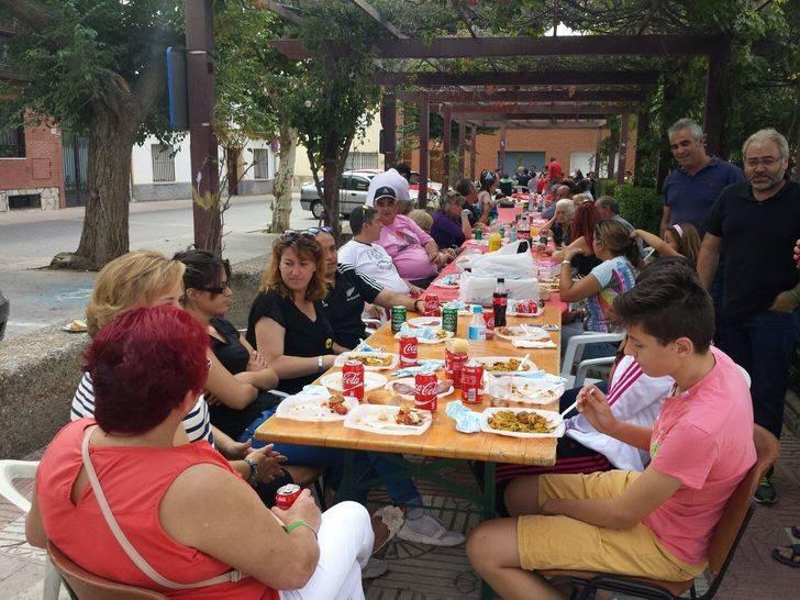 Los aloveranos se implican un año más en las Jornadas Solidarias