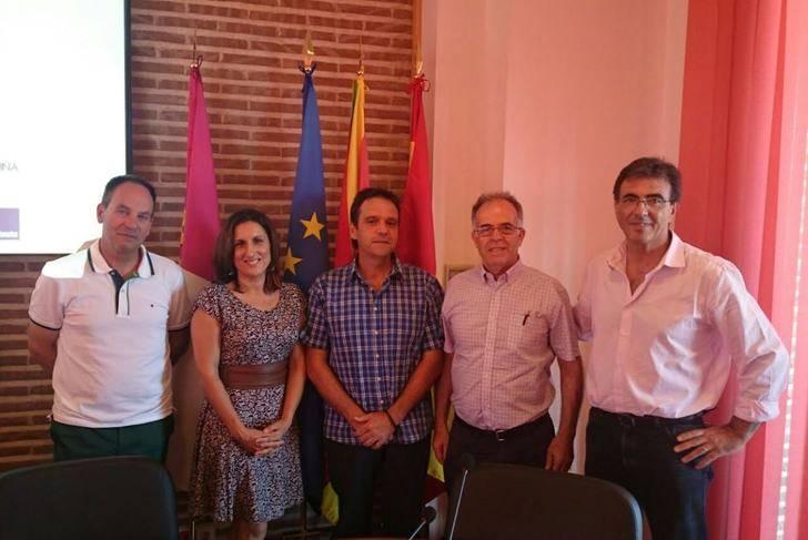 La diputada de Ciudadanos asiste a la Jornada de Proyecto de Desarrollo Rural de ADAC