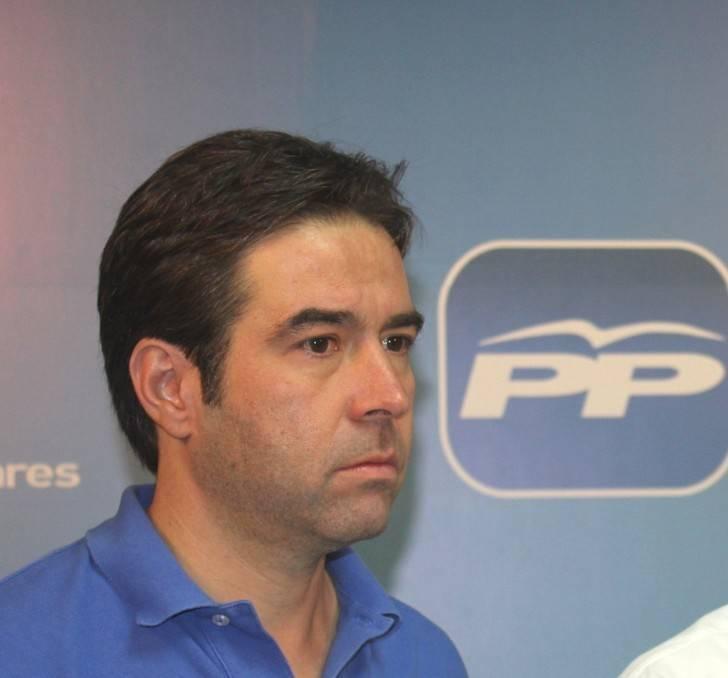 """Robisco denuncia la """"hipocresía"""" de los socialistas en los primeros días de gobierno de Page"""
