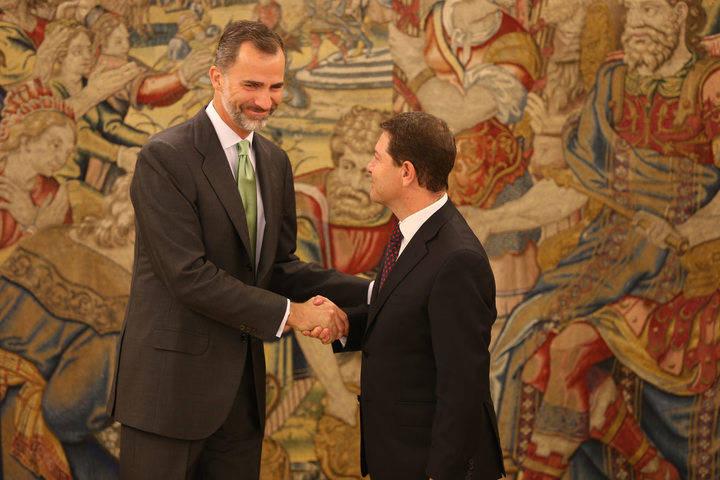 """Page al Rey : """"Nosotros somos más facilones"""""""