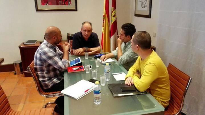 Podemos Castilla-La Mancha se reúne con los portavoces de la Plataforma en defensa de los ríos Tajo y Alberche