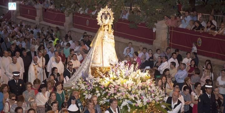 Guadalajara volvió a volcarse con su patrona