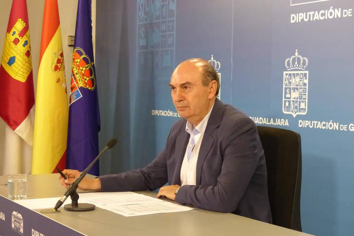 El presidente de la Diputación da a conocer la organización del nuevo equipo de Gobierno