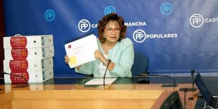 """Riolobos lamenta """"el afán destructor de Page, anteponiendo sus intereses partidistas y personales al de los ciudadanos"""""""