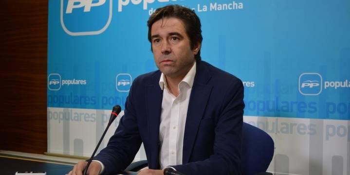 """Robisco: """"La noticia en Castilla-La Mancha vuelve a ser la inacción del gobierno regional y de su presidente"""""""