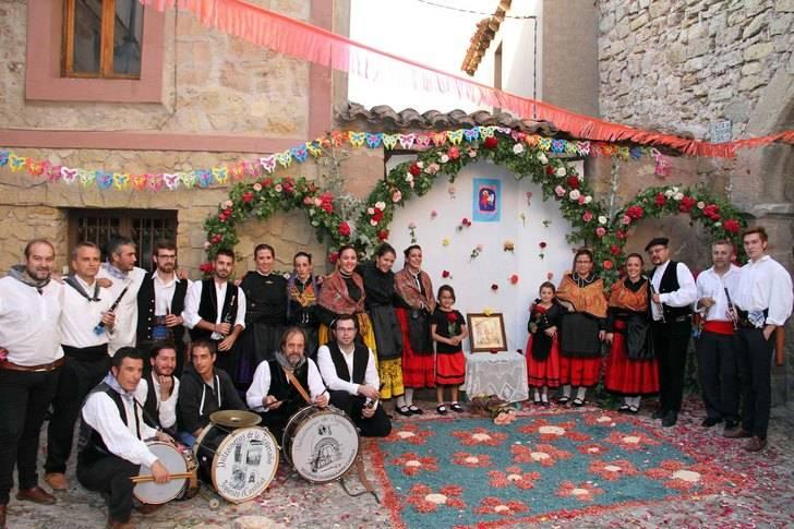 El Arco de los Herreros, el mejor de San Juan de Sigüenza en 2015