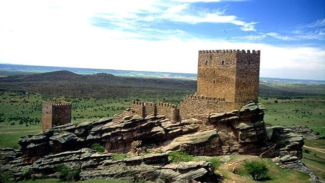 El rodaje de 'Juego de Tronos' en el Castillo de Zafra, los días 28, 29 y 30 de septiembre