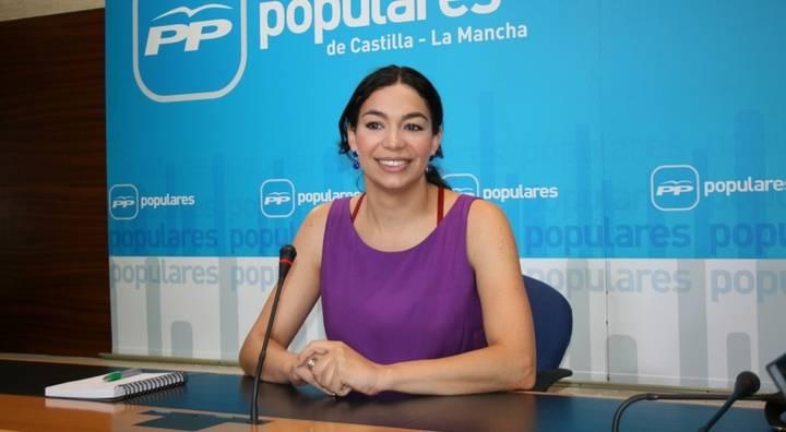 """Claudia Alonso denuncia que """"Page pretende cambiar la ley para controlar RTVCM"""""""