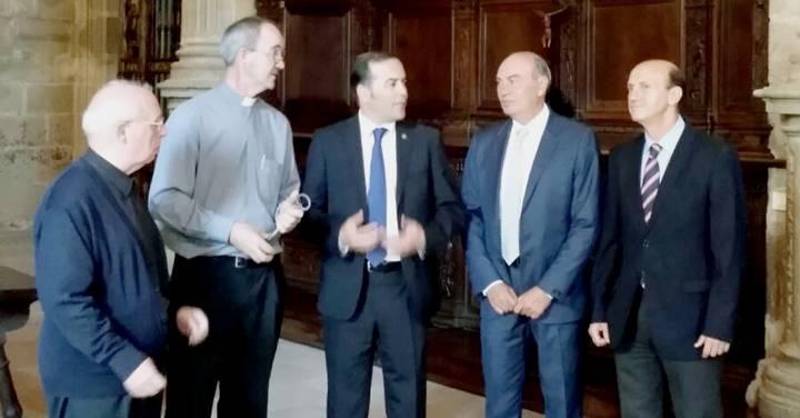 El Gobierno invertirá 751.528 euros en la Catedral de Sigüenza
