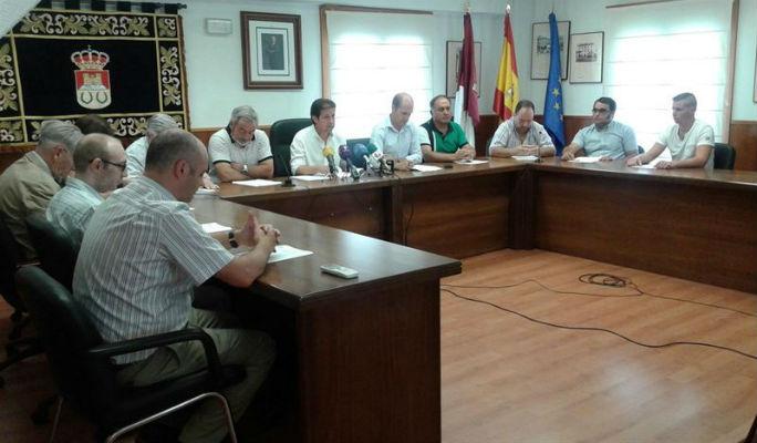 La cabecera del Tajo pide la inmediata paralización de los trasvases
