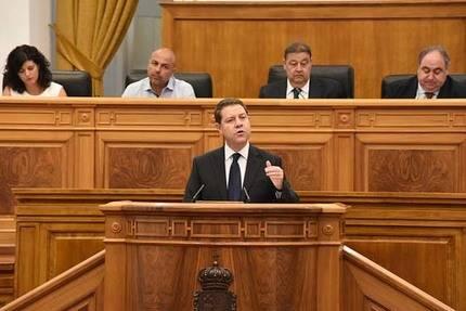 El Parlamento regional aumenta en más de 12% su presupuesto para 2016