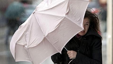 Activada la alerta amarilla en Guadalajara, Cuenca y Albacete por fuertes tormentas