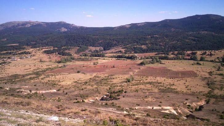 Abierto expediente por roturación ilegal de monte en la Sierra Norte alcarreña