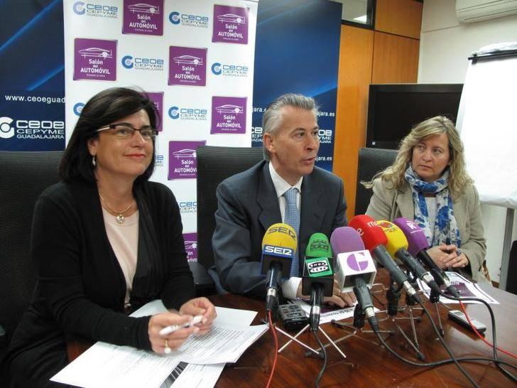 El VIII Salón del Automóvil de Guadalajara se celebrará del 12 al 15 de noviembre