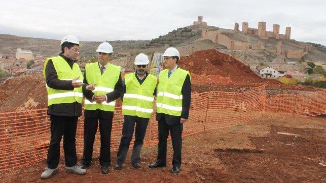 El PP de Molina de Aragón recuerda que la ubicación del Parador Nacional la eligió el Gobierno de Zapatero
