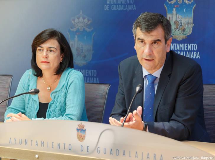 El Ayuntamiento de Guadalajara desarrollará un nuevo Plan de Empleo que posibilitará hasta 80 contrataciones