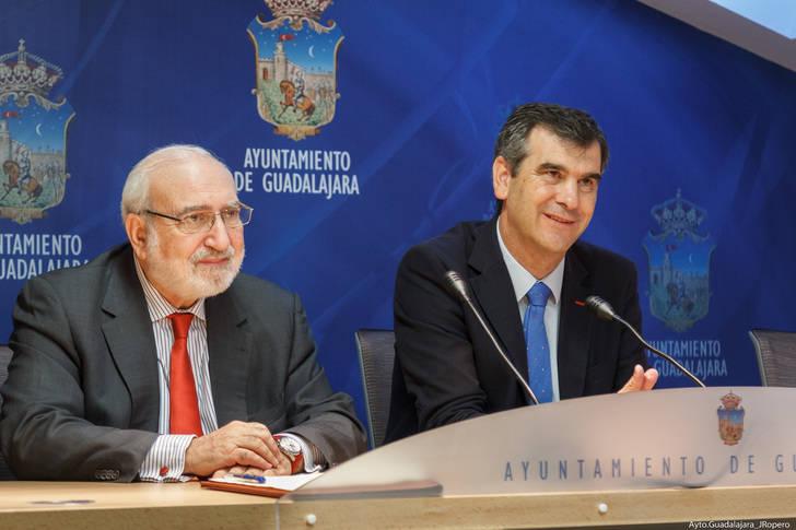 Acuerdo entre Ayuntamiento de Guadalajara y EOI por el empleo, el emprendimiento y el desarrollo urbano sostenible