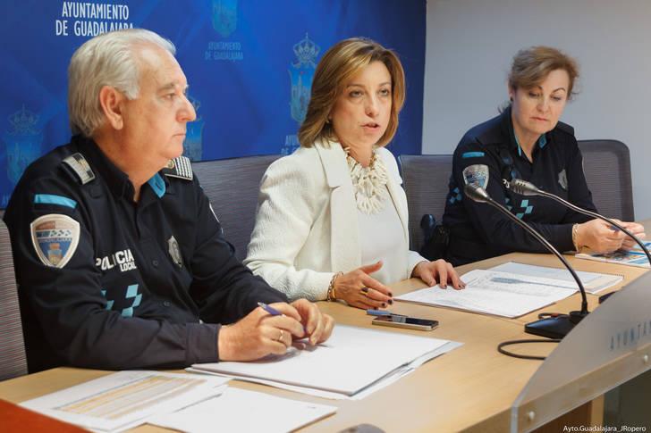 1.800 niños participarán en el programa de educación vial que imparte la Policía Local