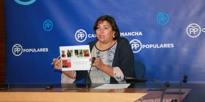 """Arnedo pide explicaciones a Ciudadanos y a Albert Rivera por """"el lío"""" de la formación en Castilla-La Mancha"""