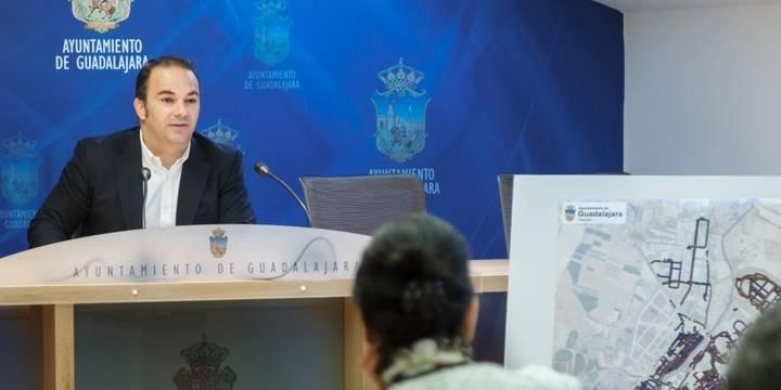 El Ayuntamiento de Guadalajara invertirá 130.000 euros para mejorar el alumbrado de Iriépal