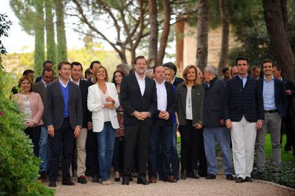 """Cospedal: """"El PP es el único que se presenta a las elecciones con un aval y con un proyecto de futuro"""""""