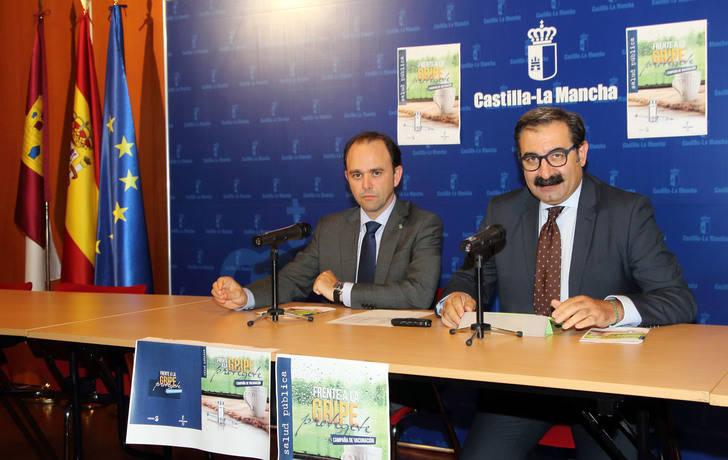 El Gobierno de Castilla-La Mancha iniciará el día 15 de octubre la campaña de vacunación antigripal 2015