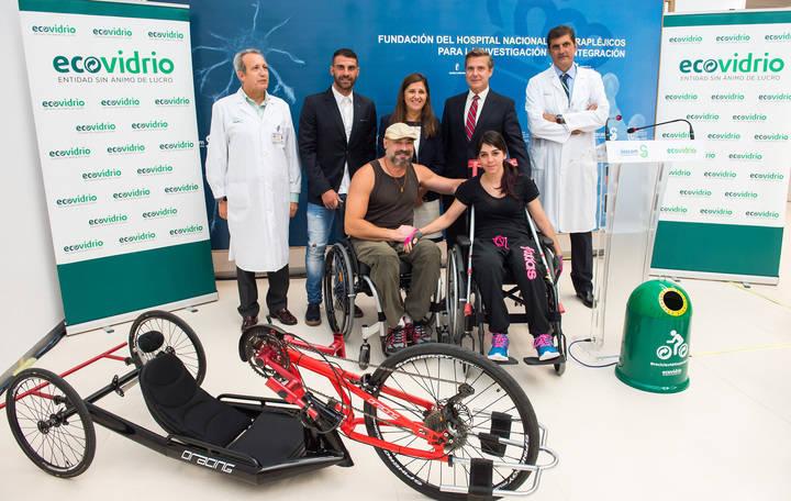 El SESCAM destaca el trabajo del Hospital de Parapléjicos para fomentar el deporte como herramienta de rehabilitación e integración