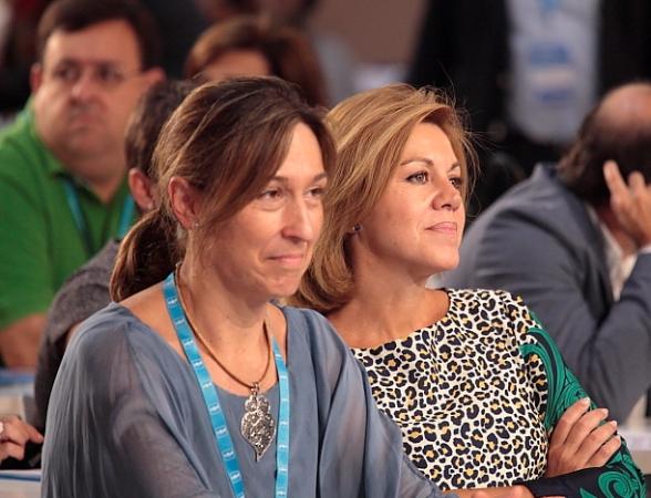 Ana Guarinos, presidenta del Grupo Popular de las Cortes Regionales