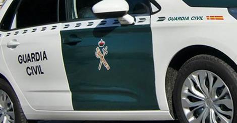 La Guardia Civil auxilia a un senderista extraviado en Orea