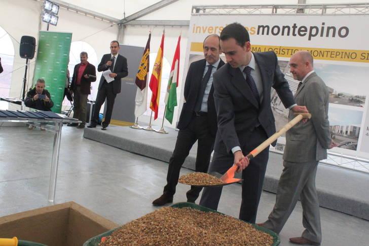 Montepino pone su primera piedra en Cabanillas del Campo