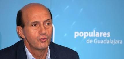"""Juan Pablo Sánchez: """"Page vuelve a dejar en evidencia a Pedro Sánchez, a quien no le perdona que sea secretario general"""""""