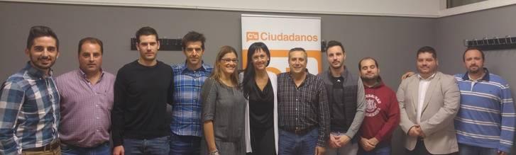Ciudadanos Azuqueca se constituye en Agrupación Local y nombra a su Junta Directiva